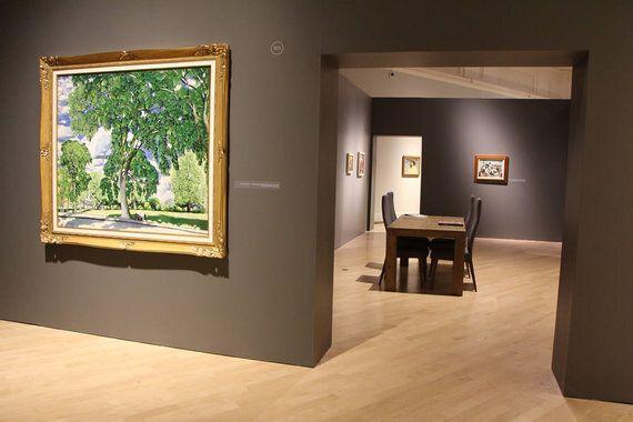 «Passion privée»: l'art moderne du Québec de la Collection Pierre
