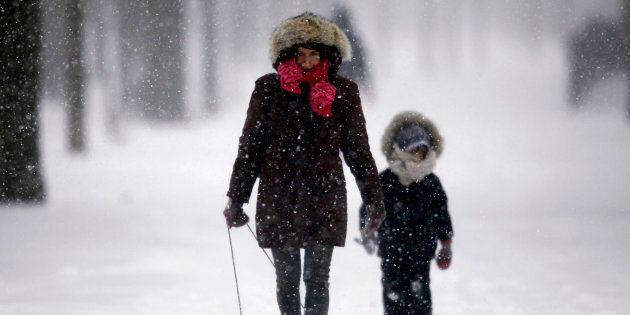 Une alerte de tempête de neige, un des conseils du Royaume-Uni pour les Toronto Invictus