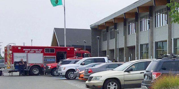 Un tireur fait des blessés dans une école secondaire de l'État de