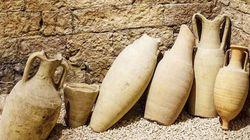 BLOGUE Histoire des contenants de vin depuis 5000