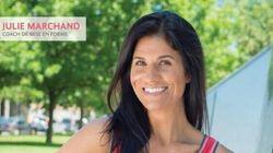 Julie Marchand: une inspiration santé pour les