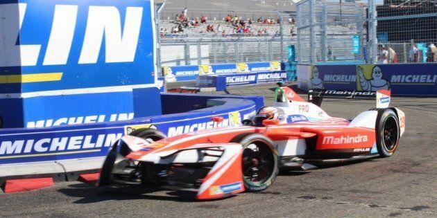 De Papineau à Berri, cette vidéo simule la piste de Formule E à