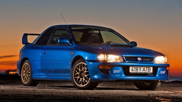 Vous connaissez Subaru Tecnica