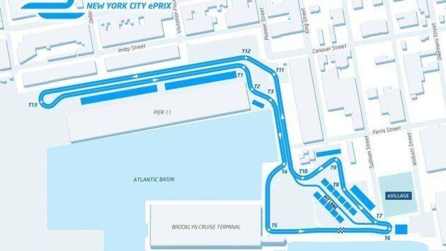 Les résidents de Montréal plus enclavés que dans les autres épreuves de Formule