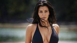 Kim Kardashian de retour dans une séance photo