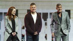TIFF: une programmation garnie avec George Clooney et Angelina