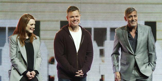 «Suburbicon», réalisé par George Clooney, met en vedette Julianne Moore et Matt