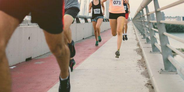 900 interventions médicales au marathon de Montréal, 24 transports en