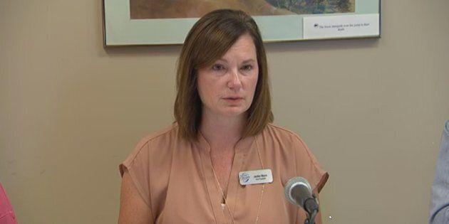 Jackie Mann, la vice-présidente de l'autorité régionale de santé de Saskatoon s'est excusée auprès des...