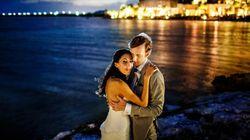 Ces 27 photos de mariages prises au crépuscule sont