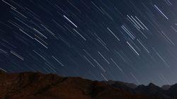 Pourquoi voit-on plus d'étoiles filantes en