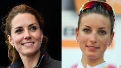Kate Middleton a un sosie aux Jeux
