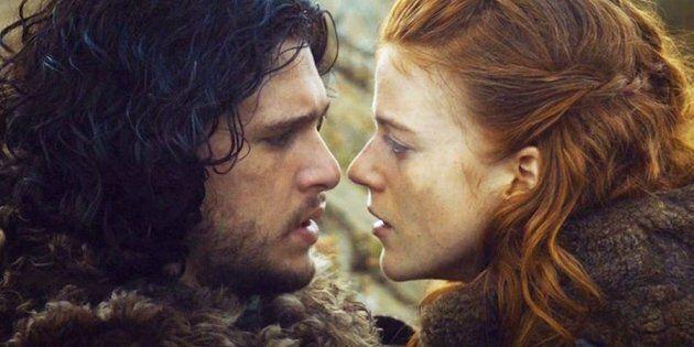 «Game of Thrones»: Kit Harington et Rose Leslie vont se