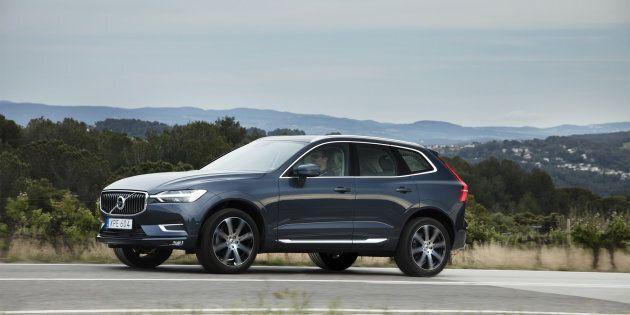 Deux objectifs de Volvo visés par le nouveau XC60
