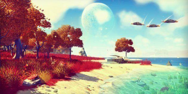 «No Man's Sky»: L'exploration spatiale à son