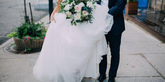 Journal d'une mariée : le Jour