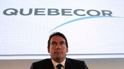 Québecor : bénéfice et revenus en