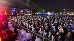 Les Cowboys Fringants, Koriass et Éric Lapointe au Festival de la