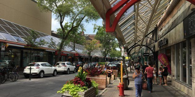 Plaza Saint-Hubert: les travaux retardés à