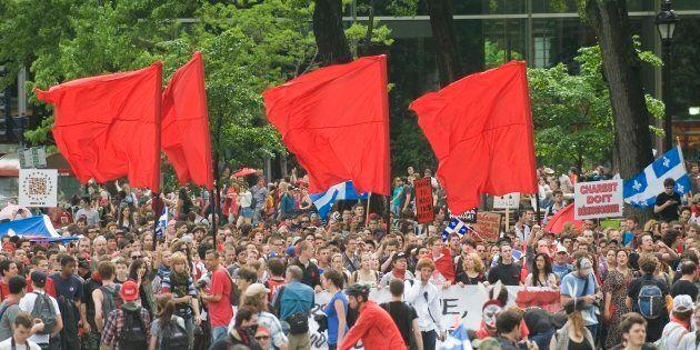 L'ASSÉ s'est fait connaître pour ses positions plus combatives lors de la grève étudiante de 2012 qui...