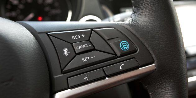 Les véhicules Nissan pourront freiner, accélérer et se diriger