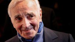 Charles Aznavour aura son étoile sur le «Walk of Fame»