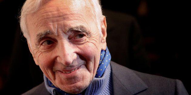 Charles Aznavour va recevoir une étoile sur le «Walk of Fame»