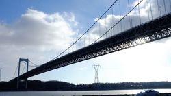Un homme en crise dans la structure du pont Pierre Laporte est ramené au
