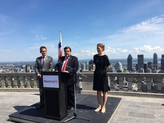 Montréal dévoile son plan d'action pour attirer les familles au