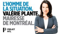 Valérie Plante lance sa première pub et les réactions sont