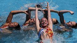 «Parfaites», la quête d'absolu de huit jeunes nageuses