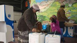 Le Congrès national africain essuie la pire râclée électorale de son