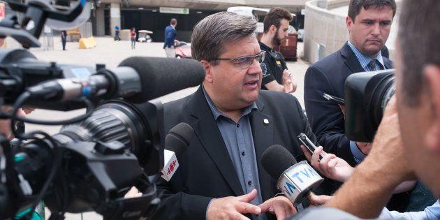 Le maire de Montréal, Denis Coderre, dénonce la portée du projet de loi sur la neutralité