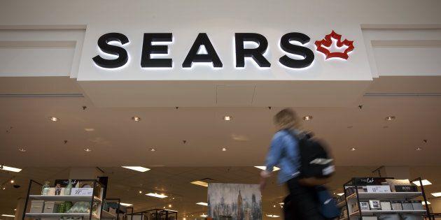 Sears Canada a obtenu le feu pour liquider ses 130 magasins