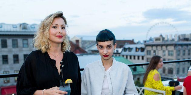 Styles de soirée: la 2e magnifique soirée Aldo Crew sur la terrasse