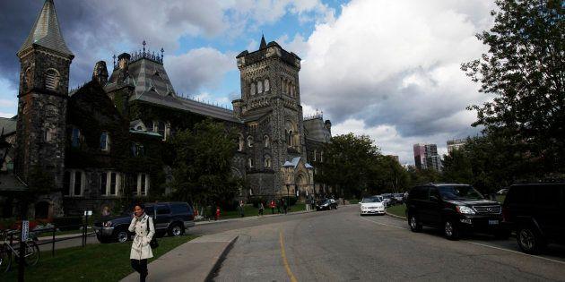 L'Université de Toronto refuse d'accueillir des «nationalistes blancs