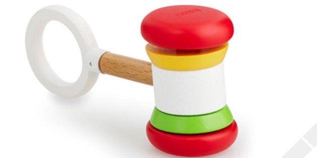 Santé Canada rappelle les jouets de la marque