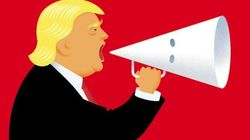 Les Unes de The Economist et du Times sur Donald Trump se passent de