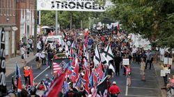Des Québécois étaient à la manifestation néonazie en