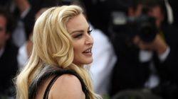 Madonna a voulu surprendre à sa