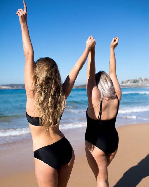 Une marque australienne lance une ligne de maillot de bain à l'épreuve des