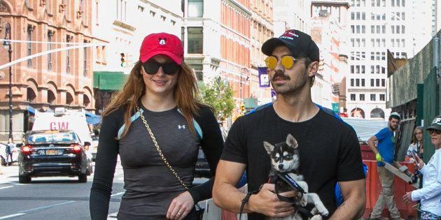 Sophie Turner et Joe Jonas sont