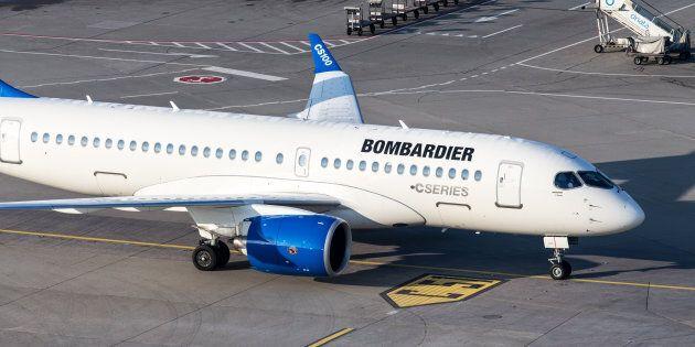 Bombardier explore ses options pour son secteur