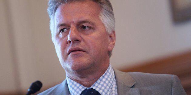 Laurent Lessard, ministre québécois de
