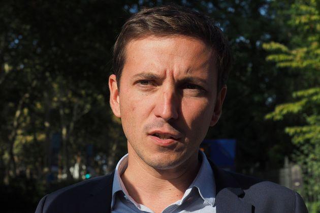 Ancien militant socialiste, Aurélien Taché a été élu député...
