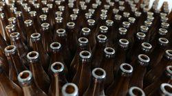 Allemagne: 30 000 bouteilles de bière créent le chaos sur une