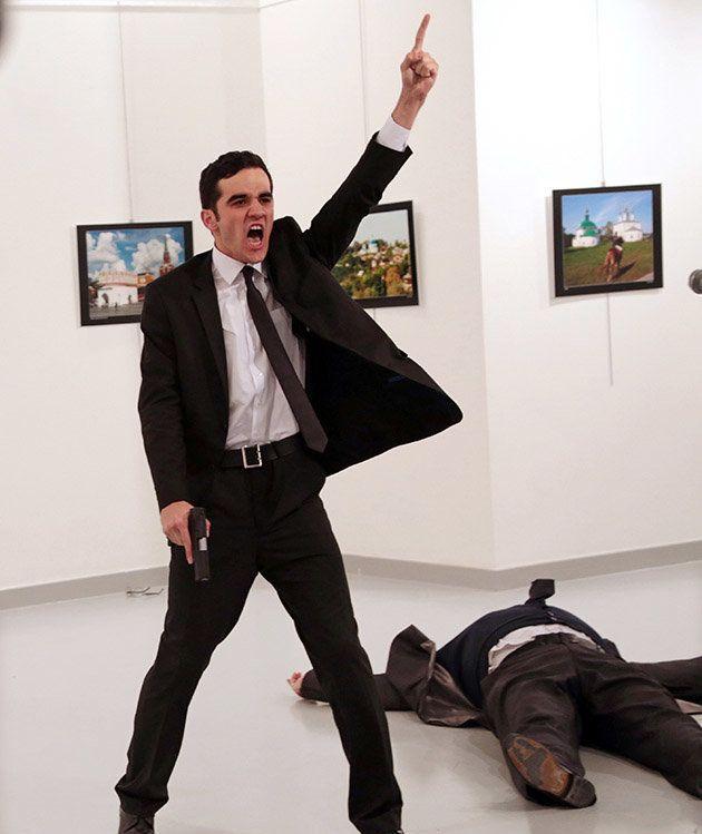 World Press Photo: «En tant que journaliste, je devais prendre la