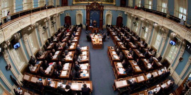 Embauche d'un «scab» présumé: l'Assemblée nationale reconnaît son