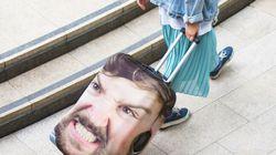 Vous pouvez imprimer votre visage sur votre valise... et c'est loin d'être