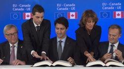 Libre-échange Canada-Union européenne: une nouvelle étape